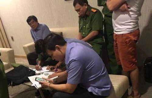 """VFF yêu cầu Phó Chủ tịch Nguyễn Xuân Gụ giải trình nghi án ở khách sạn với cô gái """"lạ"""" - Ảnh 1"""