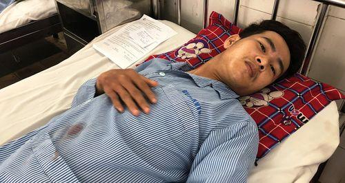 Nhân chứng kể lại giây phút tên cướp ở Sài Gòn đâm gục nhiều người - Ảnh 1