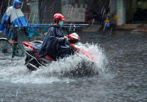 Dự báo thời tiết ngày 5/5: Mưa dông diện rộng ở Tây Nguyên, Nam Bộ - Ảnh 1