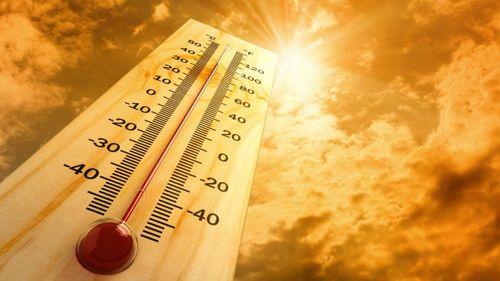 """Dự báo thời tiết ngày 19/6: Nắng nóng """"tấn công"""" miền Bắc, Hà Nội đạt 38 độ C - Ảnh 1"""