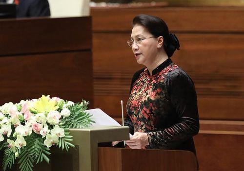 Chủ tịch Quốc hội: Bộ trưởng trả lời chất vấn cần thẳng thắn xác định rõ trách nhiệm - Ảnh 1