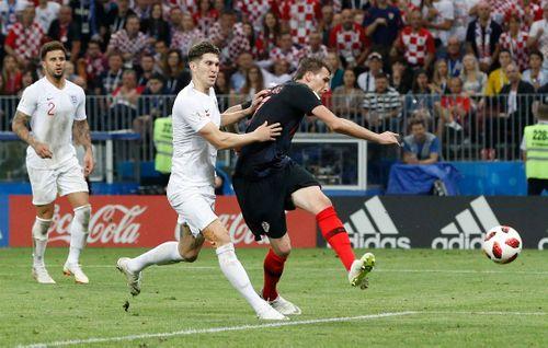 Hạ gục tuyển Anh, Croatia lần đầu đặt chân vào chung kết World Cup - Ảnh 2