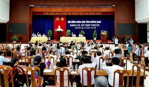 Ông Lê Phước Hoài Bảo bị miễn nhiệm chức danh ủy viên UBND tỉnh Quảng Nam - Ảnh 1