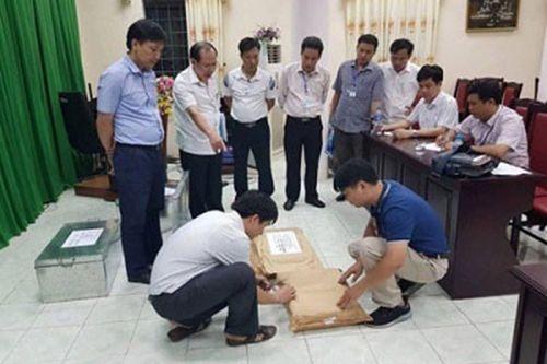 Khởi tố vụ gian lận điểm thi tại Hà Giang - Ảnh 1