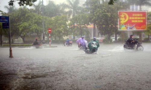 Dự báo thời tiết ngày 31/7: Mưa diện rộng ở Bắc Bộ - Ảnh 1