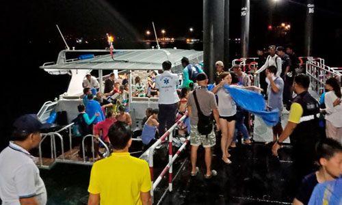 Vụ chìm tàu ở Phuket, Thái Lan: Tìm thấy 40 thi thể, còn 16 người mất tích - Ảnh 1