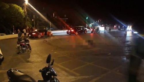 Tai nạn giao thông, đôi nam nữ chết thương tâm dưới bánh xe container - Ảnh 1