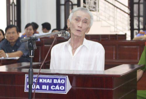 Án tử cho ông lão sát hại 2 mẹ con cụ bà 81 tuổi - Ảnh 1