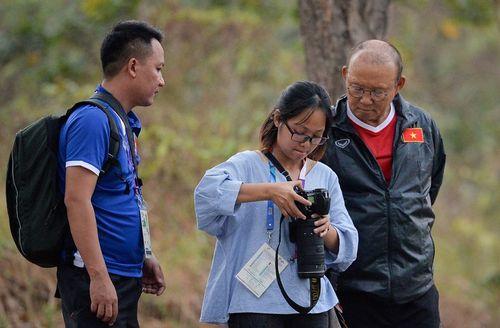 HLV Park Hang-seo: Hàng công của Olympic Việt Nam sẽ tỏa sáng trong trận mở màn - Ảnh 1