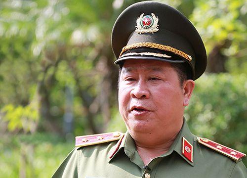 Ông Bùi Văn Thành bị xóa tư cách Phó Tổng cục trưởng Hậu cần - Kỹ thuật - Ảnh 1