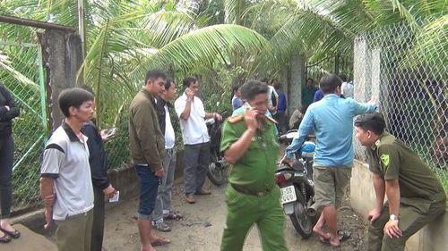 Vụ 3 người bị sát hại ở Tiền Giang: Nghi phạm uống 17 viên thuốc ngủ, nằm bờ sông chờ chết - Ảnh 2