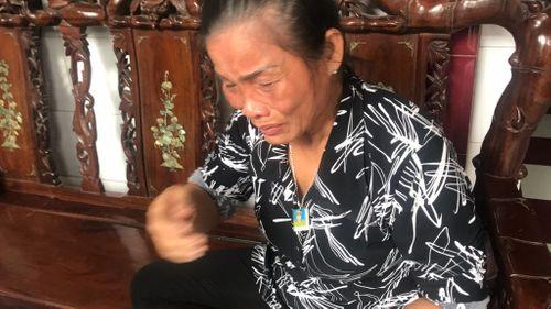 Vụ thiếu úy công an tử vong vì uống nhầm ma túy đá: Gia đình đau khổ cùng cực - Ảnh 1