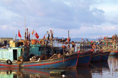 """Giải cứu 12 lao động bị """"giam lỏng"""", đánh đập trên tàu cá - Ảnh 1"""