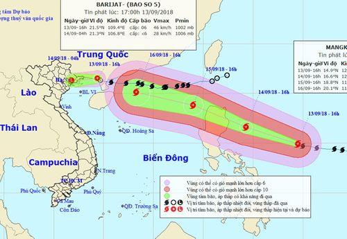 Siêu bão MANGKHUT mạnh cỡ nào khi vào Biển Đông? - Ảnh 1