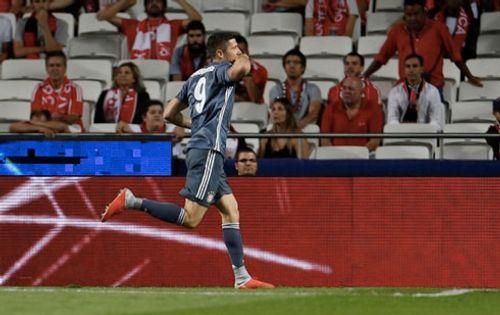 Kết quả thi đấu Champions League rạng sáng 20/9: Ronaldo nhận thẻ đỏ, Juventus vẫn giành chiến thắng trước Valencia - Ảnh 3