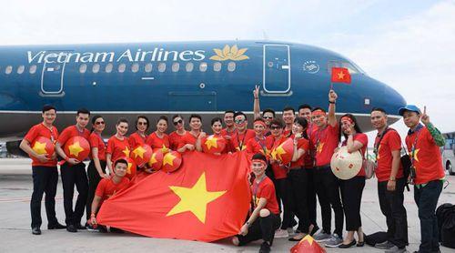 Tiết lộ thú vị trên chuyến chuyên cơ chở đội tuyển Olympic Việt Nam về nước - Ảnh 1