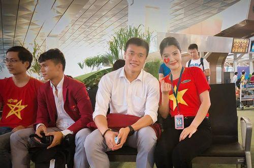 Tiết lộ thú vị trên chuyến chuyên cơ chở đội tuyển Olympic Việt Nam về nước - Ảnh 5