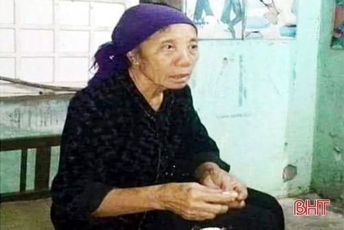 Cụ bà 69 tuổi nhặt phế liệu mất tích bí ẩn gần 10 ngày - Ảnh 1