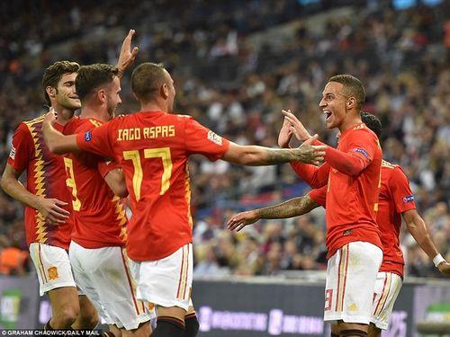 Anh thua ngược Tây Ban Nha ngay tại Wembley - Ảnh 3