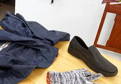 Nghi phạm 9X dùng mìn, súng giả cướp tiền ở Đà Nẵng: Nghiện ma túy lẫn game cá cược - Ảnh 2