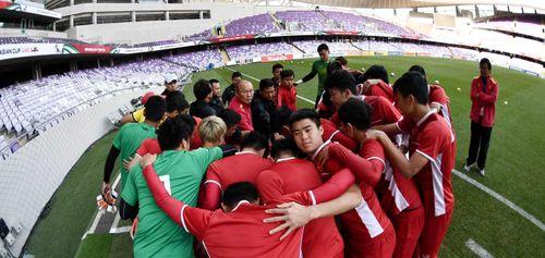 Đội hình chính thức trận Việt Nam- Yemen: Xuân Trường, Hồng Duy đá chính - Ảnh 1
