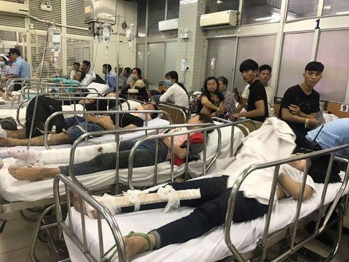 Vụ tai nạn kinh hoàng ở Long An: Nhân chứng rùng mình khi nghe thấy hàng loạt tiếng kêu cứu - Ảnh 2