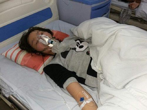 Vụ cô gái bị đánh dã man ở chung cư Linh Đàm: Nạn nhân tiết lộ sốc - Ảnh 1