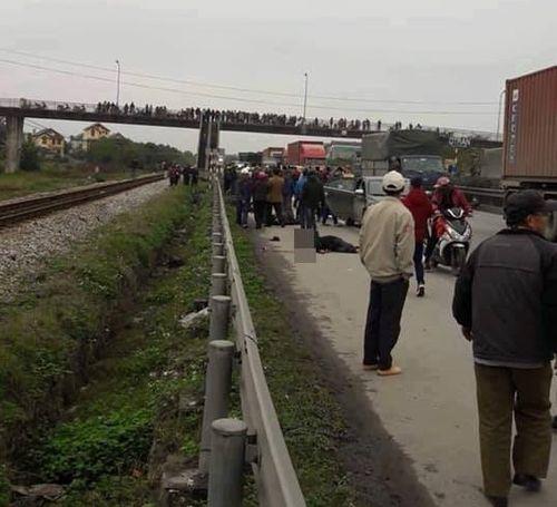 Quặn lòng hiện trường vụ tai nạn giao thông khiến 8 người chết ở Hải Dương - Ảnh 3