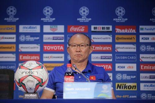 HLV Park Hang-seo: Việt Nam sẵn sàng giành chiến thắng trước Nhật Bản - Ảnh 1