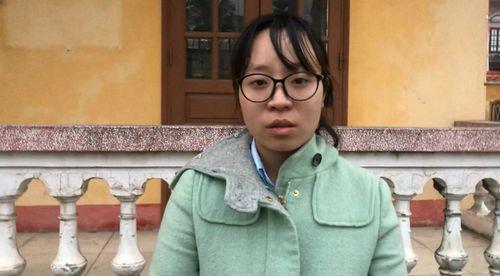 Vợ tài xế gây tai nạn ở Hải Dương mong muốn được mọi người tha thứ và xin được chia sẻ những mất mát với gia đình nạn nhân. Ảnh: Sa Hà
