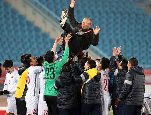Asian Cup 2019: Chiều nay (26/1) đón thầy trò HLV Park Hang-seo về Việt Nam - Ảnh 1