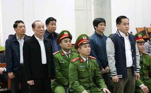 """Tuyên án Vũ """"nhôm"""" 15 năm tù, 2 cựu Thứ trưởng Bộ Công an lần lượt lĩnh án - Ảnh 1"""