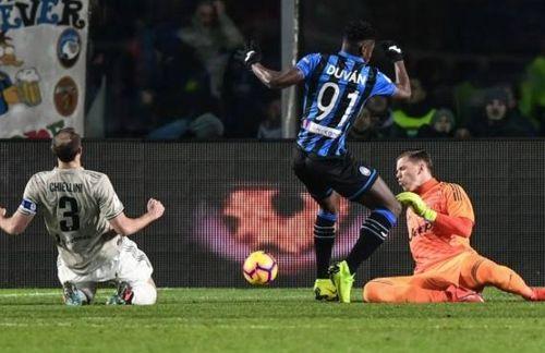 Địa chấn tứ kết Coppa Italia 2018/19: Ronaldo bất lực, Juventus bị Atalanta vùi dập 3-0 - Ảnh 1