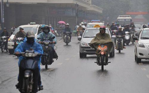 Miền Bắc đón không khí lạnh tăng cường, Hà Nội mưa rét 15 độ C - Ảnh 1