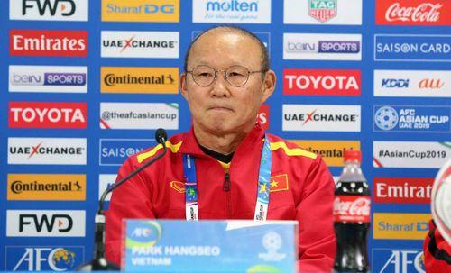 HLV Park Hang-seo tiết lộ nguyên nhân khiến Việt Nam thua ngược Iraq - Ảnh 1