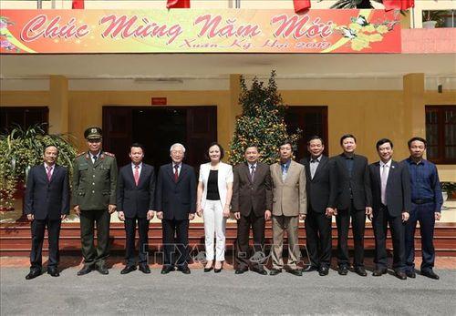 Tổng Bí thư, Chủ tịch nước Nguyễn Phú Trọng phát động 'Tết trồng cây đời đời nhớ ơn Bác Hồ' - Ảnh 4