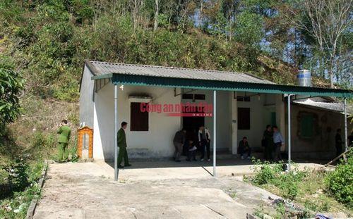 Vụ nữ sinh bị sát hại ở Điện Biên: Bí ẩn căn nhà hoang gần nơi phát hiện chiếc quần nạn nhân - Ảnh 3
