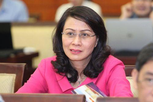 Phó Chủ tịch UBND TP.HCM Nguyễn Thị Thu từ trần - Ảnh 1