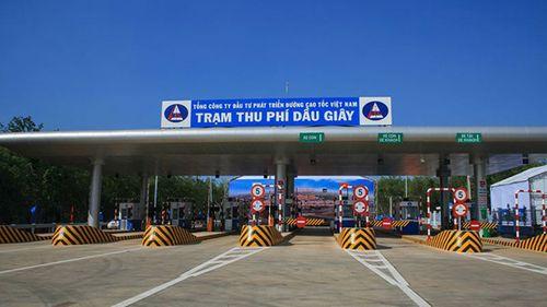 Cao tốc TP.HCM- Long Thành- Dầu Giây thu 3,3 tỷ đồng/ngày - Ảnh 1
