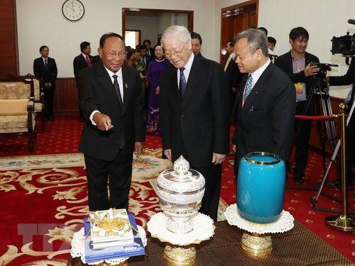 Vun đắp và làm sâu sắc hơn quan hệ Việt Nam-Campuchia - Ảnh 2