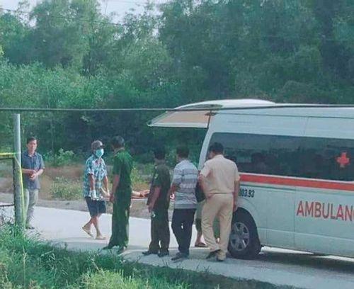 Vụ chồng bị sát hại, vợ chém chết trộm ở Long An: Người thân rụng rời tay chân - Ảnh 2