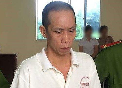 17 năm tù cho gã cha dượng hiếp dâm con riêng của vợ - Ảnh 1