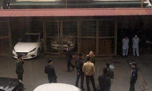 Điều tra vụ thi thể người đàn ông trong nhà xe bệnh viện Nhiệt đới Trung ương - Ảnh 1