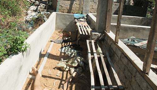 Vụ nữ sinh bị sát hại ở Điện Biên: Hé lộ hình ảnh lạnh lẽo tại hiện trường chính vụ án - Ảnh 9