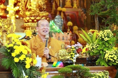 Chủ tịch UBND TP. Uông Bí nói gì về nghi vấn bổ nhiệm sư trụ trì chùa Ba Vàng không bằng cấp - Ảnh 1