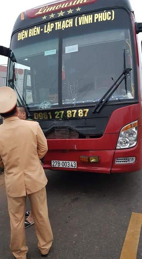 Vụ xe khách đâm đoàn đưa tang làm 7 người chết: Xe chạy với tốc độ 78 km/giờ - Ảnh 2