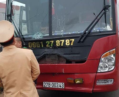 Vụ xe khách đâm đoàn đưa tang 7 người chết: Xe có dấu hiệu tăng tốc trước khi gây tai nạn - Ảnh 1