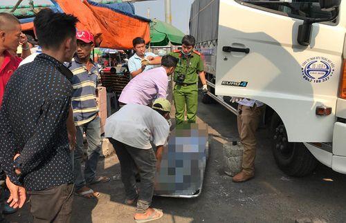 Phụ xe tải gục chết bất thường trên cabin khi xe đang chạy - Ảnh 2