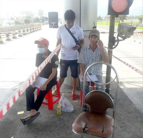 Chủ đầu tư trạm BOT Ninh Lộc kiến nghị cho người dân kiểm tra việc thu phí - Ảnh 1