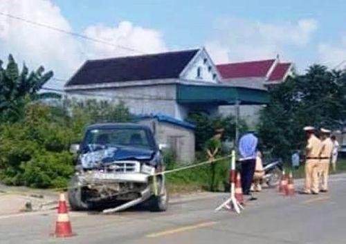 Chủ tịch xã lái ôtô tông chết hai người: Luật sư phân tích dưới góc độ pháp lý - Ảnh 1